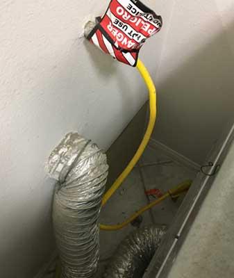 dryer vent hose