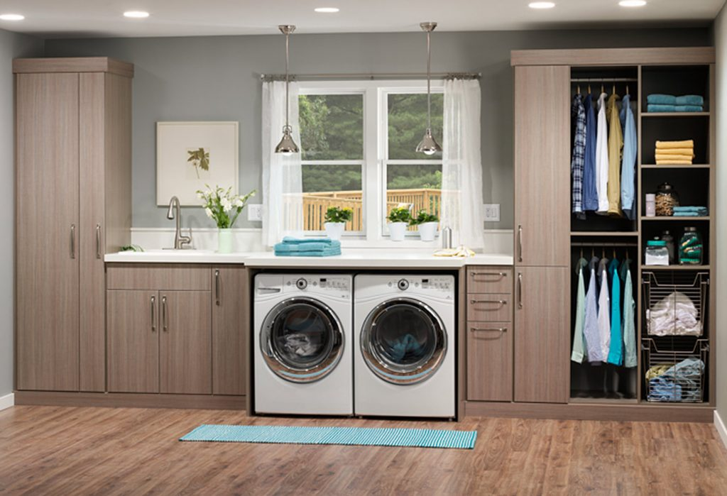 laundry room eco friendly washer dryer